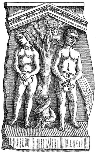 Adam and Eve - Image 5