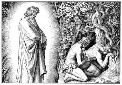 Adam and Eve - Image 8