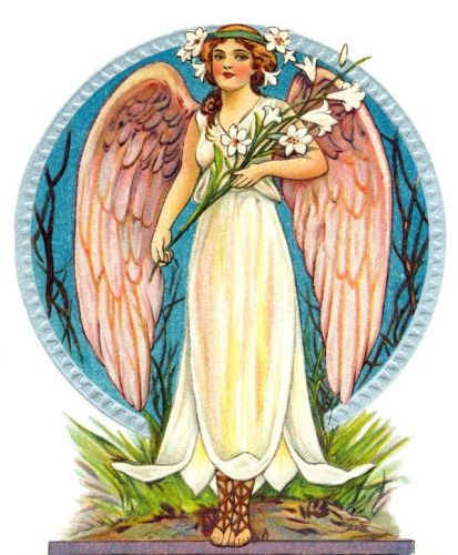 Angel Clipart - Image 3