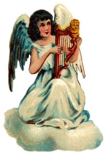 Angel Clipart - Image 4