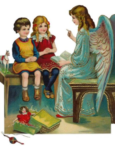 Angel Clipart - Image 5