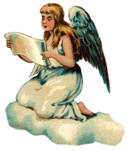 Angel Clipart - Image 6