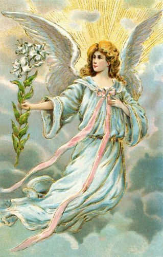 Angel Clipart - Image 7