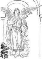 Angel Drawing - Image 1