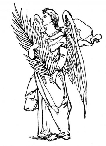 Angel Drawing - Image 3