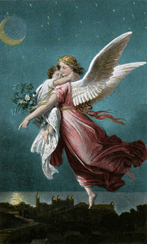 biblical paintings angels - photo #28