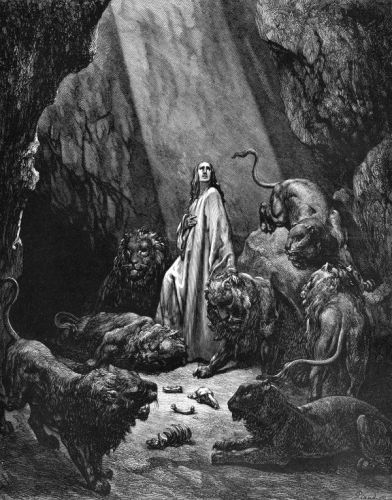 Daniel and the Lions - Image 15
