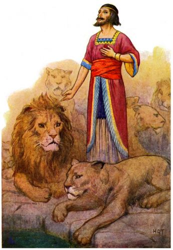 Daniel and the Lions - Image 5