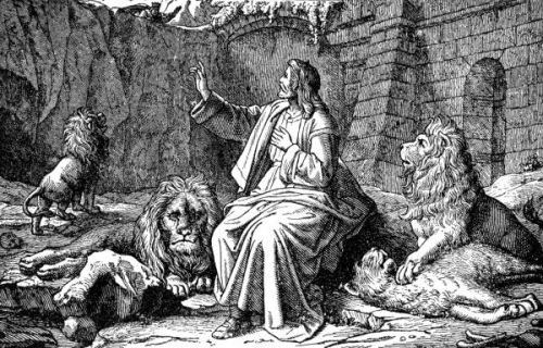 Daniel and the Lions - Image 6