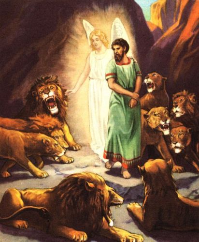 Daniel and the Lions - Image 9