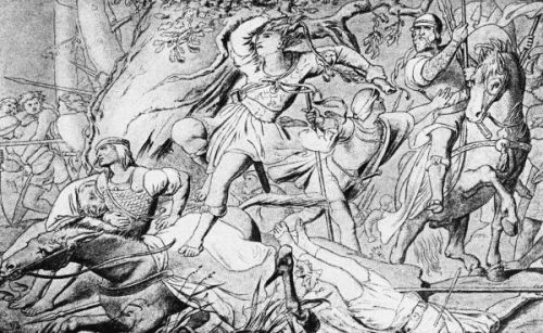 Death of Absalom - Image 5