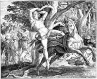 Death of Absalom - Image 6