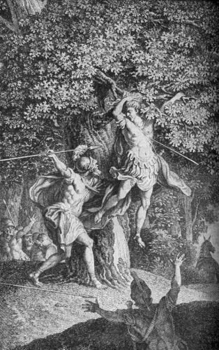 Death of Absalom - Image 7