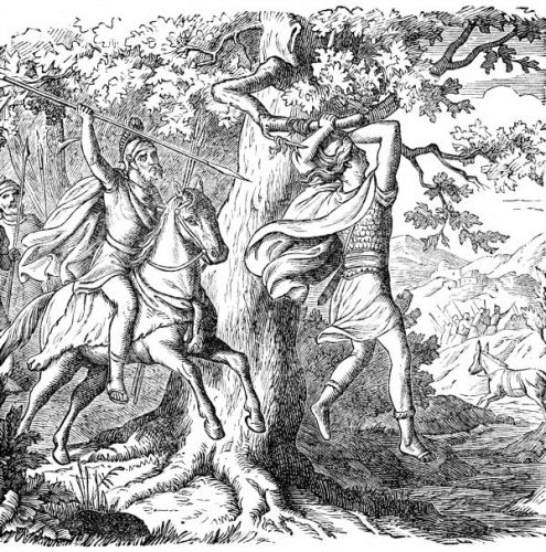 Death of Absalom - Image 8