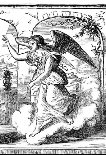 Drawings of Angels - Image 6
