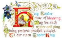 Easter Greetings - Image