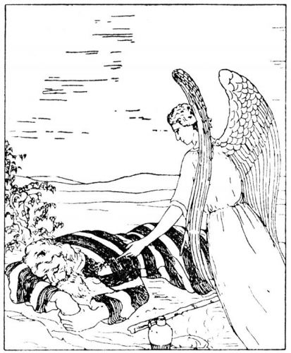 Elijah and the Angel - Image 9