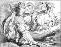 Elijah and the Chariot - Image 2