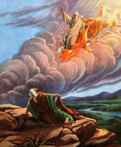 Elijah and the Chariot - Image 3