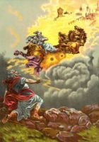 Elijah and the Chariot - Image 7