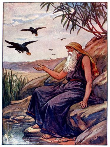 Elijah and the Ravens - Image 2