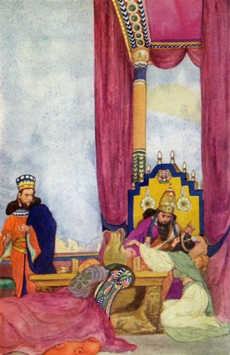 Esther and Ahasuerus - Image 4
