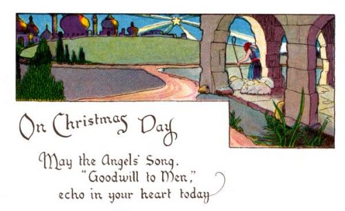 Free Christmas Clip Art - Image 4