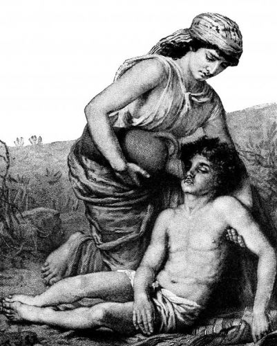 Hagar and Ishmael - Image 7