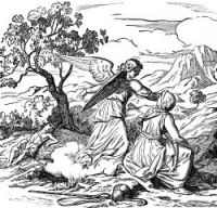 Hagar and Ishmael - Image 8