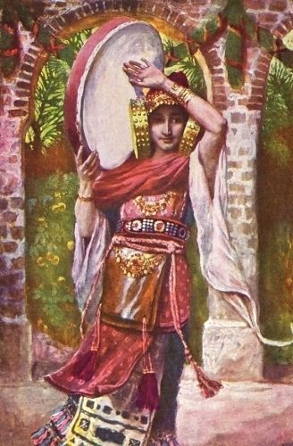 Jephthah's Daughter - Image