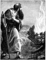 Moses Burning Bush - Image 1