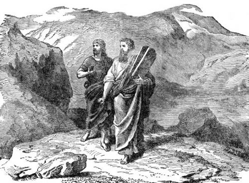 Moses Story - Image 8