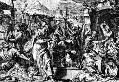 Biography of Isaiah The Prophet Prophet Isaiah Image 6